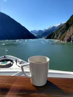 coffee on board